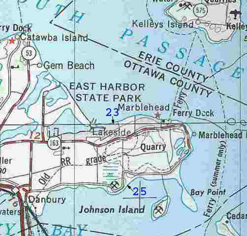 Lake Erie Boat Launch Ramps